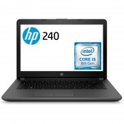 Notebook HP 240 G7 Intel i5 8Gb 1TB 14 Sin Sistema / MeTinca