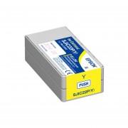 Cartucho de tinta Epson C13S020566 GJIC5 - Amarillo