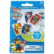 Geen Paw Patrol jumbo speelkaarten - Action products