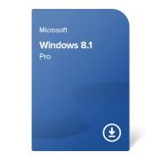 Microsoft Windows 8.1 Pro (FQC-06945) elektronikus tanúsítvány