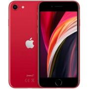 Apple Iphone SE 2020 64GB piros, kártyafüggetlen, Gyártói garancia