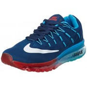 Nike Men's Air Max Blue Running Shoes - 7.5 UK/India (42 EU)(8.5 US)(746892-001)