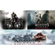 Assassin's Creed 2 Revelations Brotherhood Combo Pack Pc Games