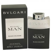 Bvlgari Man Black Eau De Toilette Spray 2 oz / 59.15 mL Men's Fragrances 536863