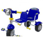 OH BABY HUD SEAT Tricycle with Cycle with Canopy COLOR (BLUE)SE-TC-119