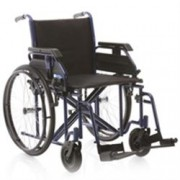 sedia a rotelle comby mille / carrozzina pieghevole ad autospinta bar
