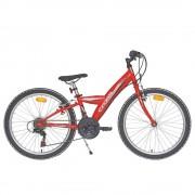 Детско колело Cross Rocky 20'' червено