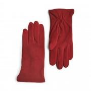 Handskmakaren Faenza handskar i mocka, dam, Röd, 7