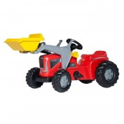 Rolly toys traptractor rollykiddy futura rood