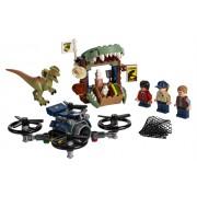 LEGO Dilophosaurus în libertate