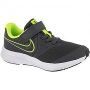 Nike Grijze Star runner 2 klittenband Nike maat 31