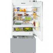 Miele KF1901vi Right Hand Hinge Frost Free Integrated Fridge Freezer