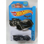 Hot Wheels 2015 HW City Batman Arkham Asylum Batmobile 64/250