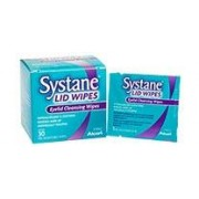 Alcon & Ciba Vision Systane Lid Wipes (30 wipes)