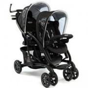 Детска количка за близнаци Quattro Tour Duo Sport Luxe, Graco, 9431809021