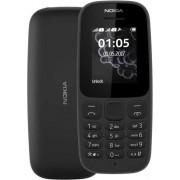 Mobitel Nokia 105 (2017) DS, crna