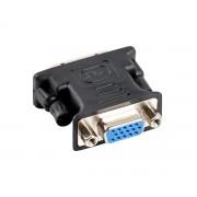 Lanberg Adapter DVI-I Hane till VGA Hona