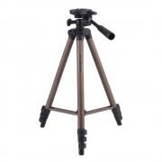 LESHP WT3130 Aluminium Camera Statief met Tuimelaar voor Canon Nikon Sony DSLR 'S Camcorders Lichtgewicht Mini Statief