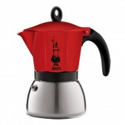 "Bialetti Coffee maker Bialetti ""Moka Induction 6 cups Red"""