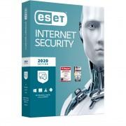 ESET Internet Security 2020 version complète 3 Appareils 1 Año