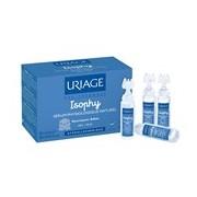 Isophy gotas nasais para bebé 18ampolas de 5ml - Uriage