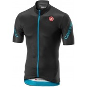 Castelli Entrata 3 tricou ciclism bărbați Dark Grey S