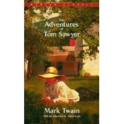 The Adventures of Tom Sawyer, Paperback/Mark Twain