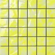 Settecento Musiva Giallo Limone 4.5x4.5 Su Rete Foglio 28.6x28.6 см