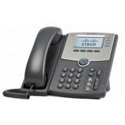 Cisco 4 Line IP Phone with Display, PoE and Gigabit PC Port