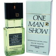 Perfume One Man Show Masculino Jacques Bogart EDT 100ml - Masculino