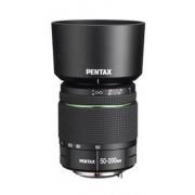 Pentax 50-200mm f/4-5.6 smc da ed wr - bulk - 2 anni di garanzia