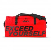 Prozis Sac de Sport Exceed Yourself Red-Black