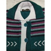 Ladies Collar Short Length Sweater (Only M/38 Size)