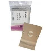 Rowenta Soam 1700 W Parquet bolsas para aspiradoras (10 bolsas, 1 filtro)