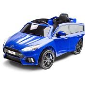 Toyz FORD FOCUS RS, Elektromos autó, 2 motorral kék