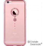 Skin Comma Crystal Camelia Apple iPhone 6 6S Rose Red Diamond