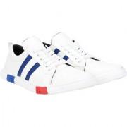 Rimoni Men's White Sneakers
