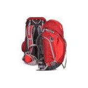 Mochila Esportiva Deuter De Viagem Act Trail 28 Litros Sl Vermelha