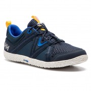 Обувки HELLY HANSEN - Hp Foil F-1 113-15.597 Navy/Olympian Blue/Off White/Neon Yellow/Antique Silver Met