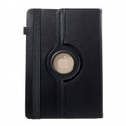 Javu - HP Pro Slate 8 Tablet Hoes - Rotatie Cover Lychee Zwart