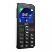 Alcatel mobiele telefoon 20.08G (zilver/zwart)