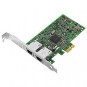 Мрежови адаптер Dell Broadcom 5720 DP, от PCI(м) към 2x RJ-45 10/100/1000Base-T