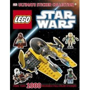 Lego Star Wars Ultimate Sticker Collection, Paperback