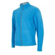 Férfi polár sportpulóver Blue