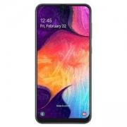 Смартфон Samsung SM-A505F GALAXY A50, 6.4 инча FHD, Dual SIM, 4 GB/128 GB памет, черен, SM-A505FZKSBGL