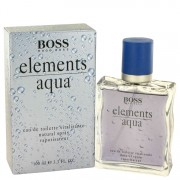 Hugo Boss Aqua Elements Eau De Toilette Spray 3.4 oz / 100 mL Men's Fragrance 417002