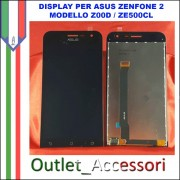 Display LCD Touch Asus Zenfone 2 Z00D ZE500CL Schermo Completo