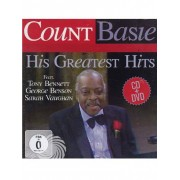 Video Delta Count basie - His greatest hits - DVD