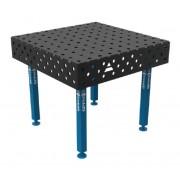 GPPH Hagyományos hegesztőasztal (ECO) - 1000x1000 mm