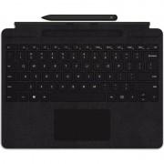 Microsoft Teclado Negro + Slim Pen para Surface Pro X